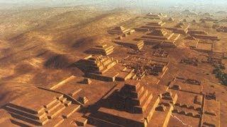 Mysterious Pyramids On The South Coast Of Peru