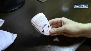 Посылка из китая Аliexpress.com - Pest Repeller - устройство для отпугивания мышей и насекомых