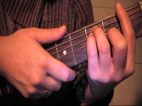 Гитарный бой РЕГГИ