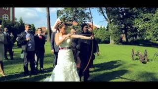 Свадьба в замке Детенице.