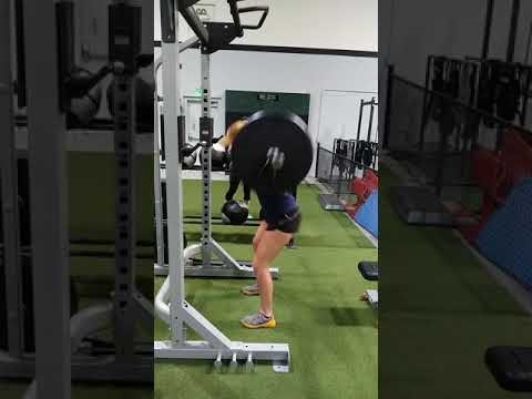 QUARTER SQUATS FOR FASTER SPRINTING SPEED