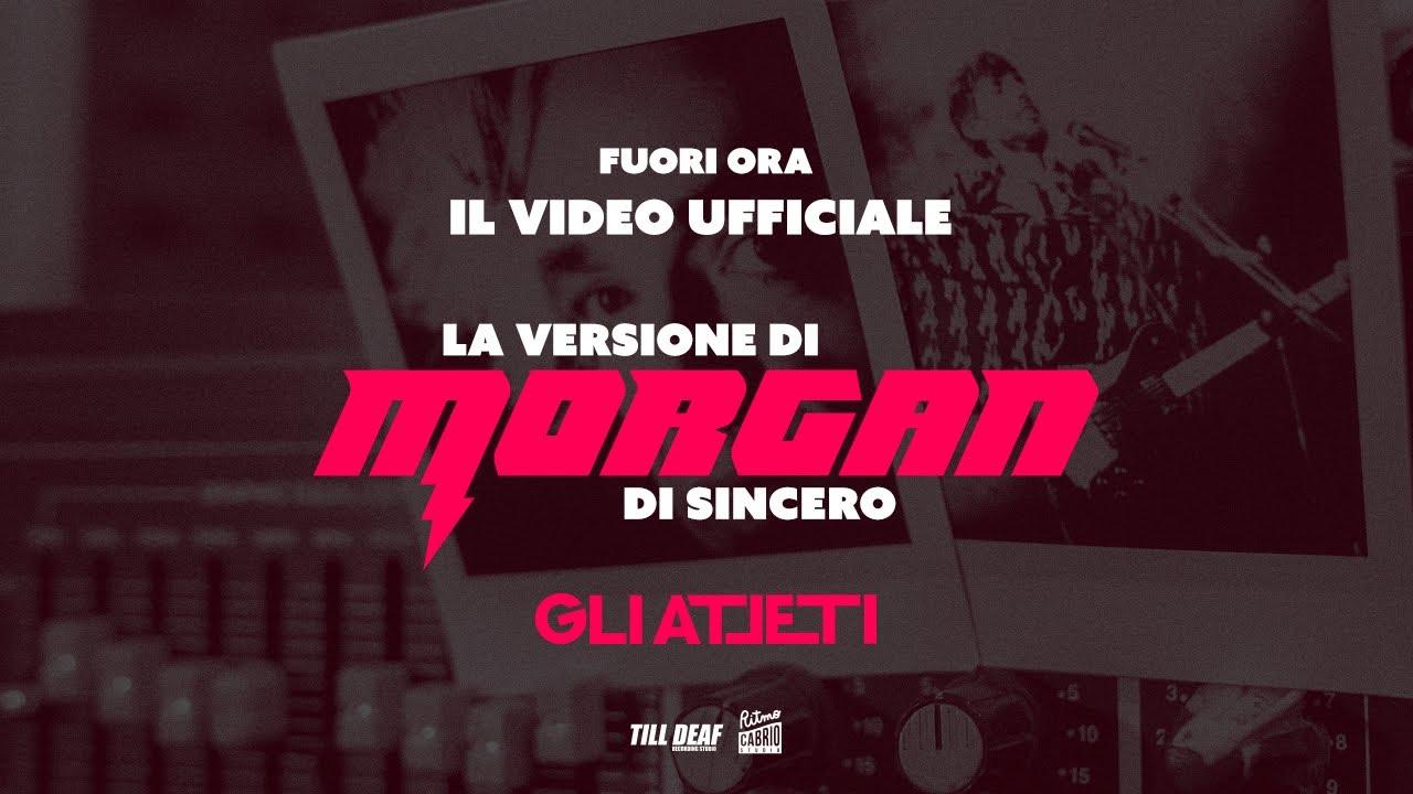 La versione di Morgan - Sincero (Bugo feat Morgan) Sanremo 2020