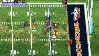 Mighty Bombers Game #1 (Backyard Football)