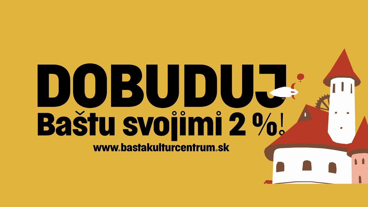2% pre BAŠTU