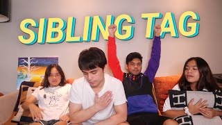 THE SIBLING TAG - PACQUIAO FAMILY EDITION | Jimuel Pacquiao