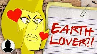 is yellow diamond protecting earth? steven universe cartoon conspiracy ep 170