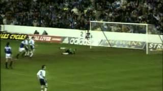 Season 1992-93 - Rangers Vs Dundee (11th November 1992)