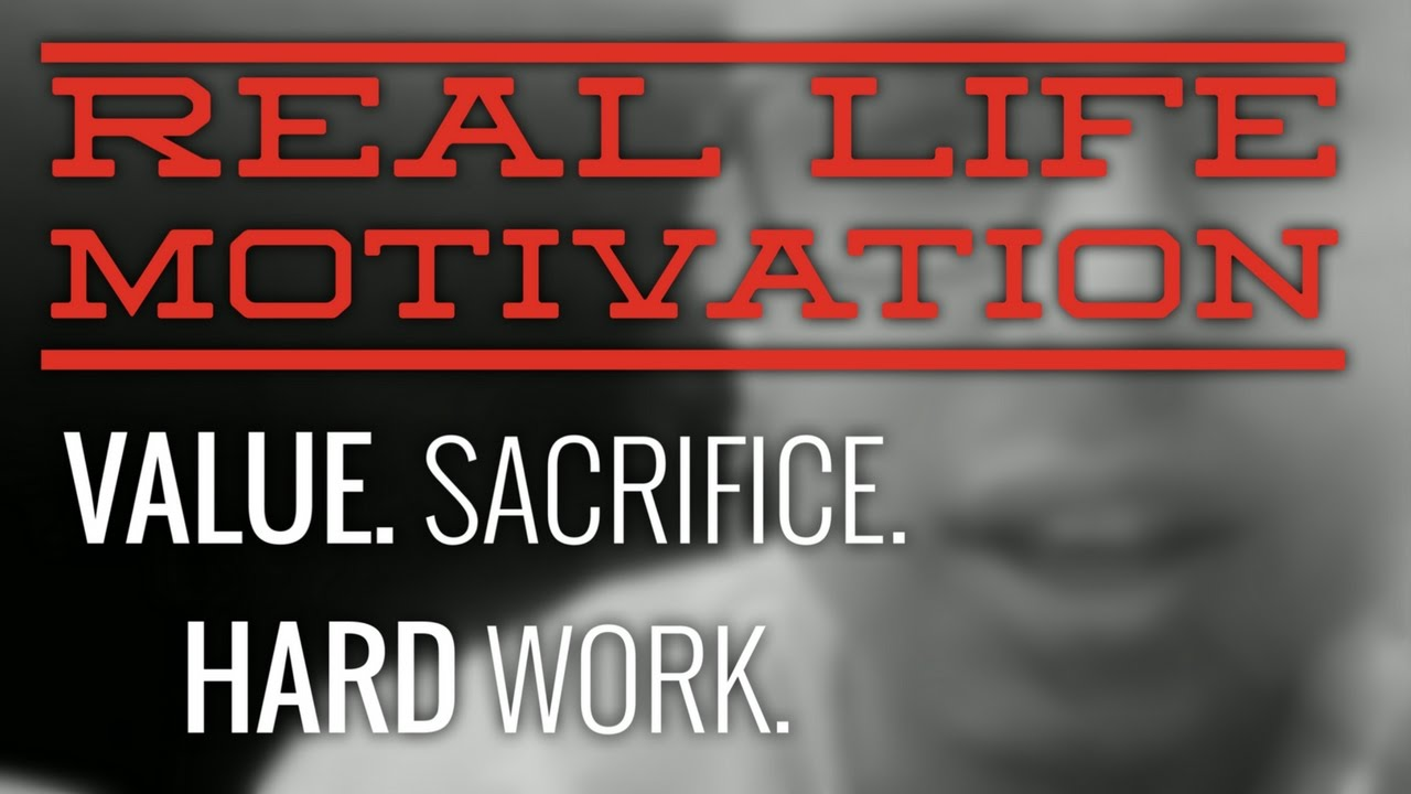value of hard work in life Some of the most worthwhile things in life  of your work life, and your money it's hard — small  but show them that you value something they do.