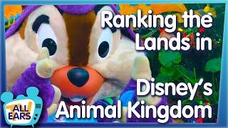 Which Land in Disney World's Animal Kingdom is the BEST?