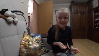 ВЛОГ Маруся в гостях 😂/ У меня прекрасная дочь / Привет девушке Дмитрия ❤️ 5 декабря 2018 г.