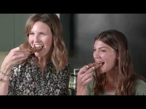 Making Granola Bars With Candace Nelson From Sprinkles Cupcakes | By Genevieve Padalecki