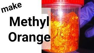 Methyl Orange : Organic synthesis