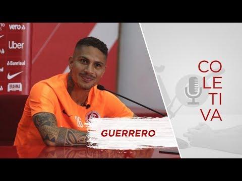 """Guerrero fala sobre jogar no seu país: """"É um momento especial"""""""