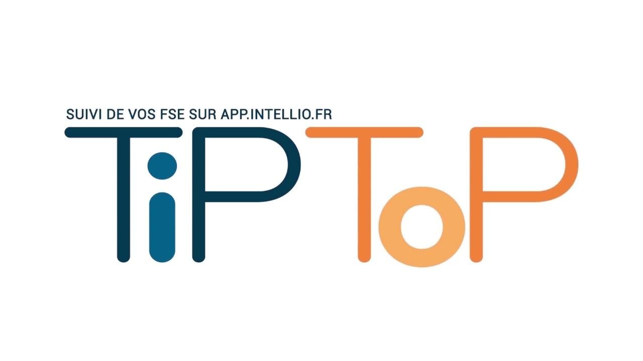Intellio App gestion du tiers payant - tiptop : suivi de vos fse sur app.intellio