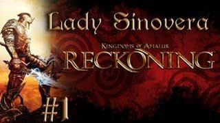 Let's Play Kingdoms of Amalur: Reckoning: Part 1