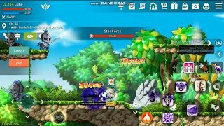 Singaporean's guide to Maplestory M : Getting Meso and Gold Leaf Part 1