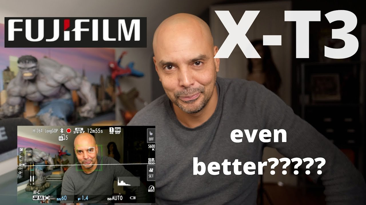 Download Did the Fujifilm X-T3 just get better?  Firmware 4.0!