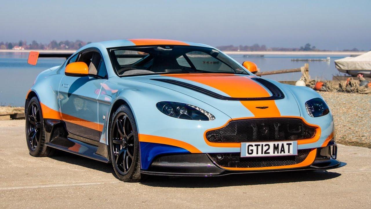 Aston Martin Gt12 Best Sounding Engine In The World Youtube