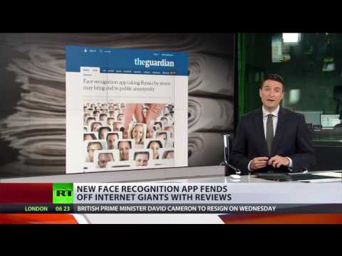 FindFace: Russian face recognition app beats Google at identifying people in photos