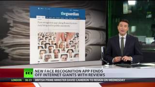 Search web Facial recognition