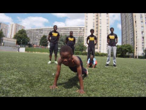 Street workout generation NXC