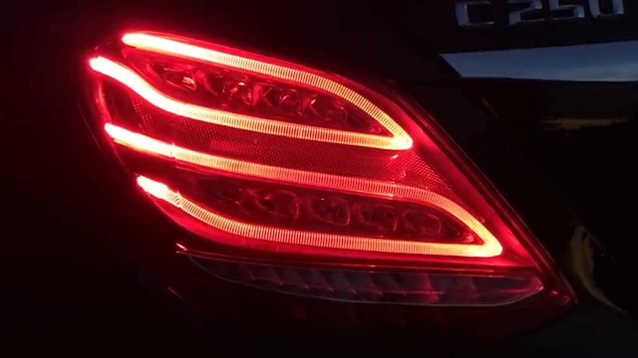The led intelligent light system youtube for Led light for mercedes benz