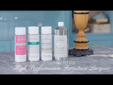 Amy Howard at Home - Furniture Lacquer