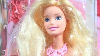 Barbie Fairytale Bride / Сказочная невеста Барби - Wedding / свадьба - CFF37