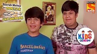 Tapu Sena Make Plans With Bhide | Tapu Sena Special | Taarak Mehta Ka Ooltah Chashmah7
