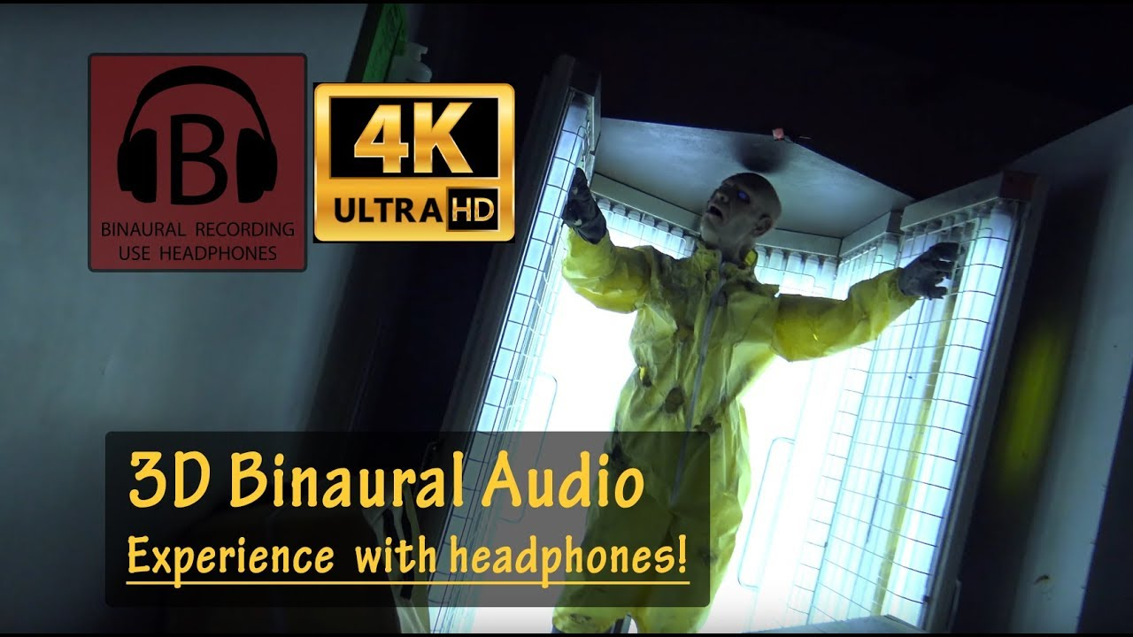 [4K, 3D Audio] Outbreak Dread the Undead Complete POV Walkthrough Experience - Myrtle Beach, SC