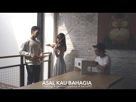 Armada - Asal Kau Bahagia ( tiny piano version ) feat. Desmond Amos & Kezia Amelia
