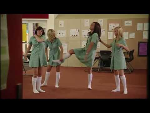 Summer Heights High DELETED   Ja'mie  Dance Practice