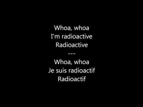 Imagine Dragons - Radioactive - Paroles & Traduction