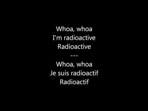 Imagine Dragons - Radioactive - Paroles &...