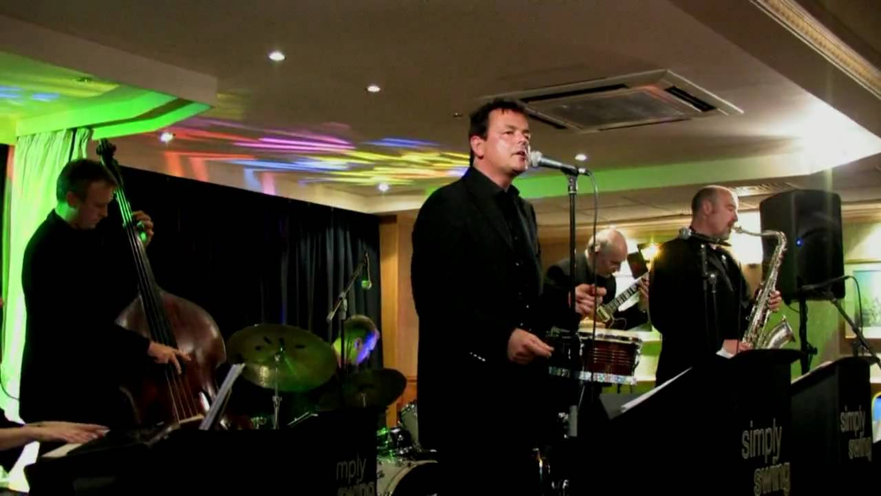 swing bands for weddings and