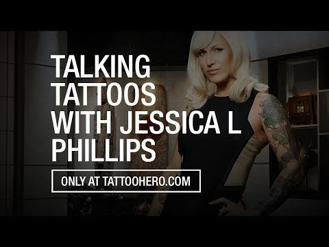Tattoo Hero: Talking about Collecting Human Skulls & Tattoos with Jessica L Phillips