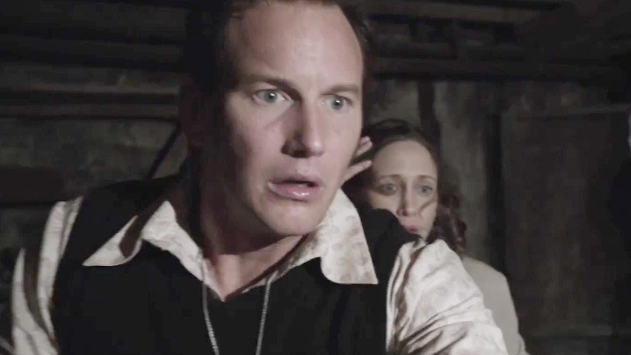 The Conjuring Trailer 2 - Patrick Wilson, Ron Livingston ...