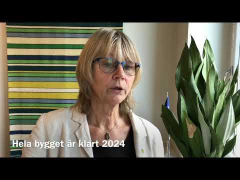Sveriges kanske största passivhus