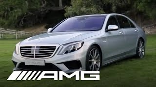 S 63 AMG Walk-Around