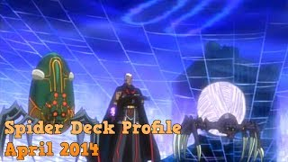 Yugioh Spider Deck April 2014