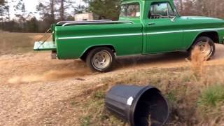 1965 GMC Burn Outs