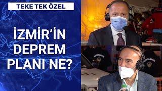 İzmir Büyükşehir Belediye Başkanı Tunç Soyer Habertürk TV'de  Teke Tek Özel - 1 Kasım 2020