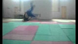 The Monster  2010  ArtistiC karate SUMMER TRICKS-Algeria-Batna