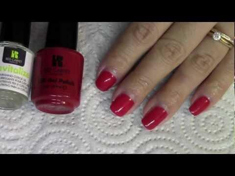 Red Carpet Manicure LED Gel Polish Review