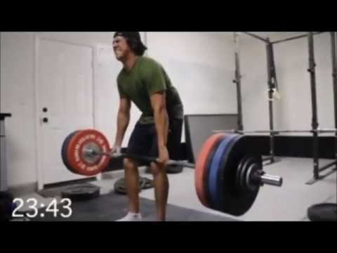 Drywall's CrossFit Mashup