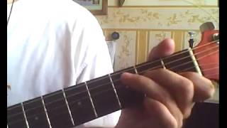 Луч солнца золотого  Аккорды на гитаре