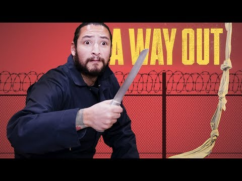 SHEETS AND GIGGLES • A Way Out Gameplay Part 3