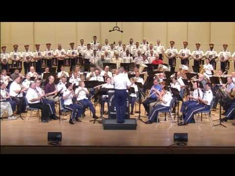 LIVE - The U.S. Army Band Alumni Concert