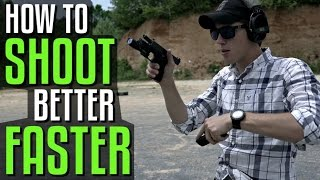 How To Shoot Better Faster - Isolate Fundamentals