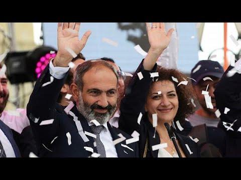 Ermenistan Başbakanı Nikol Paşinyan istifa etti!